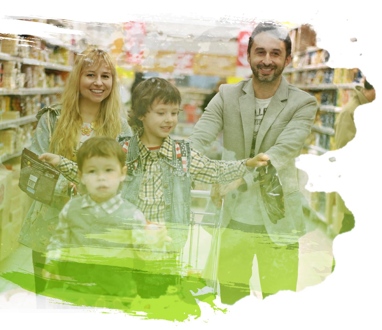 Organica Store - Familia