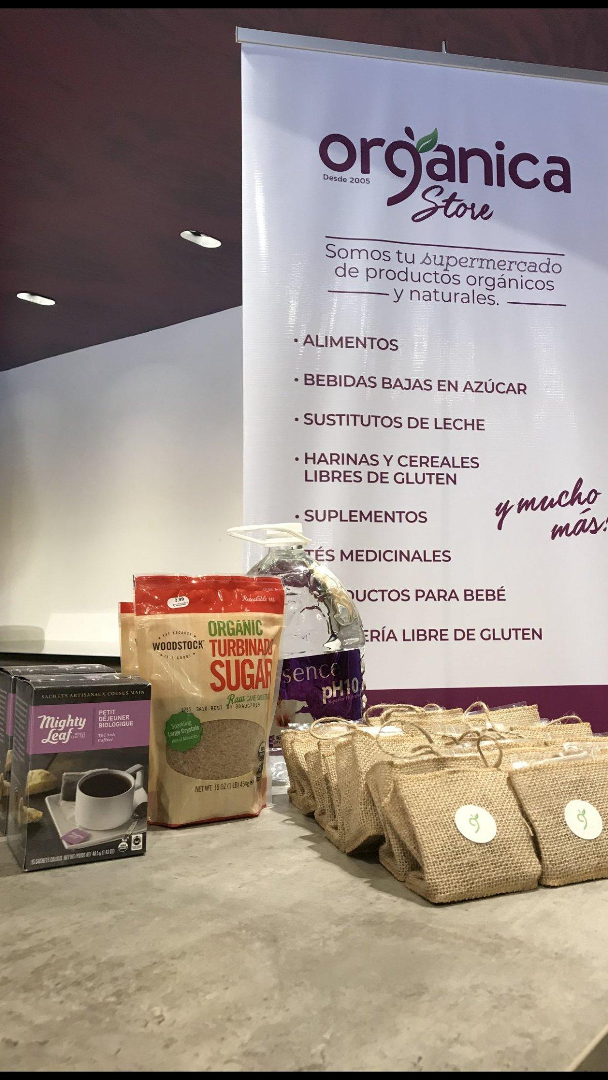 Organica Store - taller de kombucha