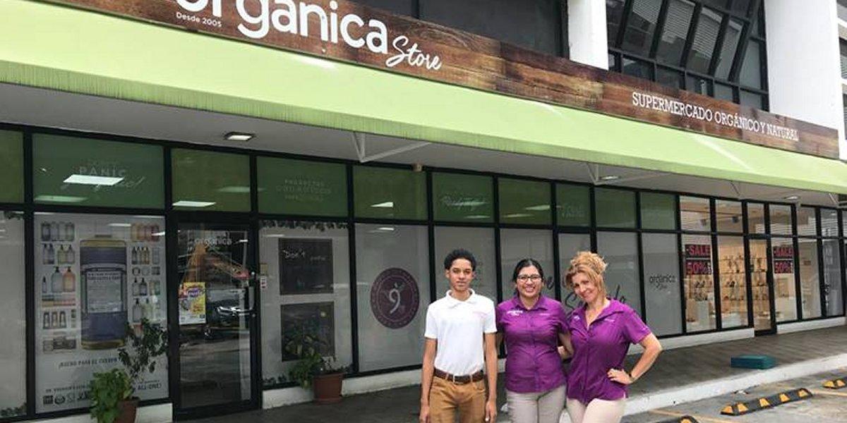 Organica Store - Sucursal Paitilla
