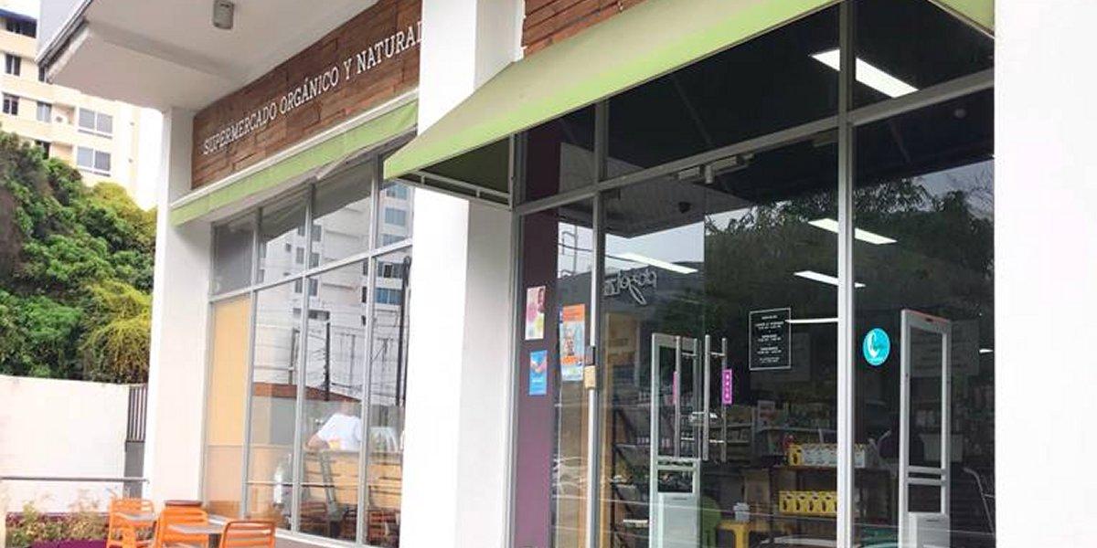 Organica Store - Sucursal San Francisco